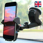 360 Rotatable Car Suction Phone Holder Dashboard Windscreen Universal Mount UK