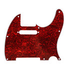 3 Ply Aged Colorful Guitar Pickguard Scratch Plate Fits Telecaster Guitar Guard