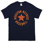 Zubaz MLB Men's Houston Astros Circle Logo Cotton T-Shirt on Ebay