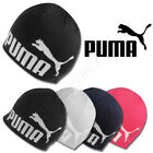 Puma Beanie Hat Adults Mens Womens Golf Sports Winter Warm Black Grey One Size
