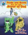 Pooks and Boots Put on the Armor of God by Julie K. Wood Paperback Book Free Shi