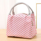 Insulated Lunch Bag Thermal Cooler Women Kids Picnic Food Box Tote Carry Bags