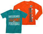 NFL Youth Miami Dolphins Fan Two Piece Performance T-Shirt Combo Set $29.99 USD on eBay