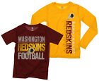 NFL Youth Washington Redskins Fan Two Piece Performance T-Shirt Combo Set $29.99 USD on eBay