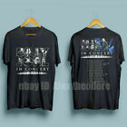 BILLY JOEL 2019 Tour Piano Man In Concert T-Shirt All size image