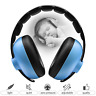 BBTKCARE Baby Ear Protection Noise Cancelling Headphones for Babies for 3 Months