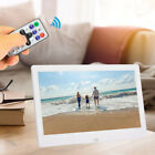 "15"" Digital Photo Frame Electronic Picture Video Player Movie Album Dispaly BT"