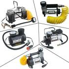 12V 150/300 PSI Air Compressor Electric Pump Tire Inflator for Cars Bikes Toys