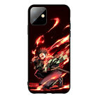 Anime Demon Slayer Phone Case for iPhone 11 Pro XR X XS Max 8 7 6 6s Plus 5S 5