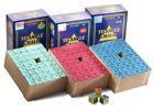 A BOX OF 144 PIECES OF TRIANGLE CHALK IN VARIOUS COLOURS $75.88 USD on eBay