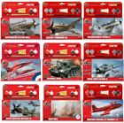 Airfix 1:72 Model Starter Sets Sets Tanks Planes Ships+ Paint Brush Cement Glue
