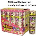 MILLIONS BLACKCURRANT BUZZ FLAVOUR SWEETS SHAKERS WEDDING/PARTY PICK 'n' MIX