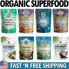 Organic Superfood Chlorella Maca Lucuma Spirulina Coconut Natural Kosher Vegan