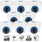 LOT OWSOO 1080P Dome CCTV Analog Camera 6IR LED Night View Indoor Security D8N0