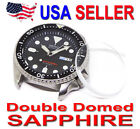 Sapphire Double Dome Watch Crystal fits Seiko SKX007 SKX009 200M Diver 7S26-0020 $37.0 USD on eBay
