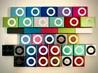 Apple iPod Shuffle 2nd, 3rd, 4th, 5th, 6th Generation/1GB, 2GB, 4GB - Very Good!