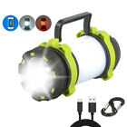 Rechargeable LED Camping Lantern Outdoor Tent Light & Power Bank Phone Charger