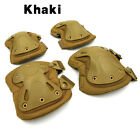 Outdoor Elbow&Knee Pads Airsoft Paintball Sports Protect Tactical Military Army