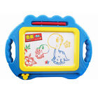 Kids Magnetic Drawing Board Educational Erasable Doodle Sketch Plate Toy Gift US