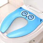 Foldable Silicone Potty Training Toilet Seat Cover - Non Slip Feature image