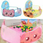 Portable Baby Playpen Outdoor Indoor Ball Pool Toddlers Play Tent Three Colors $24.0 USD on eBay