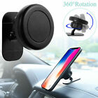 Universal Dashboard Magnetic Phone Holder Car Mount Stand 360° Rotation