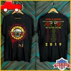 Guns N' Roses 2019 T-Shirt Not In This Lifetime Concert Tour Shirt Cotton S-3XL image