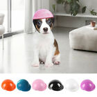 1x Pet Helmet Handsome Dog Hat Ridding Cap Motorcycle Safety Protection Head New