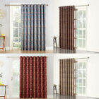 Kyпить Extra-Wide Thermal Insulated Blackout for Patio Door Curtains на еВаy.соm