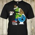 Grinch NFL Official Team Football New Orleans Saints T-Shirt Size S-5XL $9.99 USD on eBay