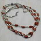 Goldstone Ethnic Jewelry Handmade Necklace 42 Gms AN 31833