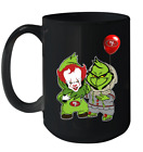 San Francisco 49ers Baby Pennywise Grinch Christmas NFL Football Ceramic Mugs 15 $9.99 USD on eBay