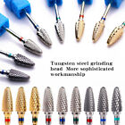 Tungsten Steel Nail Drill Replacement Bit Nail Art Electric Grinding Polish Tool
