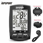IGPSPORT Bike Bicycle IGS50 Computer GPS Cycling Odometer Ant+ Waterproof IPX7
