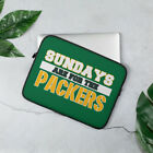 Green Bay Packers Laptop Sleeve $36.0 USD on eBay