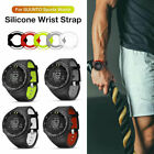 24mm Replacement Silicone Watch Band Strap for SUUNTO Core Series Sport Watches