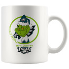 Philadelphia EAGLES Grinch I Hate People But I LOVE MY EAGLES Funny Coffee Mug $16.17 USD on eBay