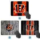 Cincinnati Bengals Sport Mousepad Mat Mice Mouse Pad $4.99 USD on eBay