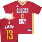 Youth Houston Rockets Replica Adidas Clutch City Jersey $50 Youth New tags