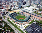 CAMDEN YARDS Photo Picture BALTIMORE ORIOLES City Skyline Print 8x10 11x14 16x20 on Ebay