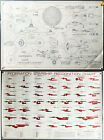 1970s-80s Star Trek Ship Comparison Blueprint/Chart Collection-Your Choice of 2 on eBay