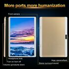 10.1'' 64GB Android 8.1 Tablet PC Octa Core 10 Inch HD WIFI 2 SIM 4G Phablet ZA