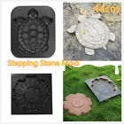 Garden Path Patio Stepping Stone Mold Concrete Cement Mould Turtle Anti  image