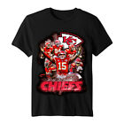 Kansas City Chiefs Super Bowl LIV 2020 Champions Mahomes Kelce T-Shirt $17.0 USD on eBay