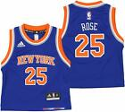 Adidas NBA Toddlers New York Knicks Derrick Rose #25 Player Jersey on eBay
