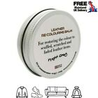 Leather Colour Restorer Balm Dye Worn & Faded Leather Sofa, Chair, Car Seat Bags