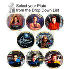 Vintage Star Trek:Deep Space 9 Plate Collection--Your Choice of 8 or Full Set on eBay