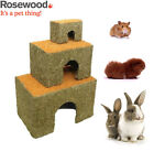ROSEWOOD NATURALS CARROT COTTAGE SMALL ANIMAL RABBIT HAMSTER EDIBLE HOUSE SIZES