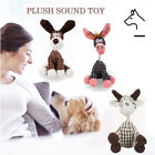 Plush Sound Squeaker Bite Toy Dog Chew Toys Puppy Interactive Pet Supplies