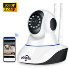 KKmoon 1080P 2MP WIFI IP Camera Baby Monitor Two-Way APP Auto IR-CUT Filter H5P8 picture